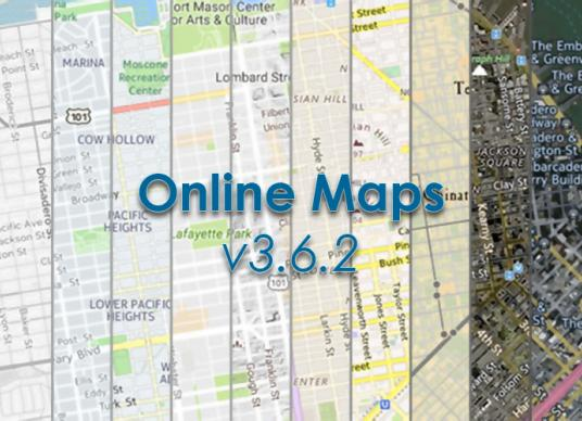 Online Maps v3.6.2