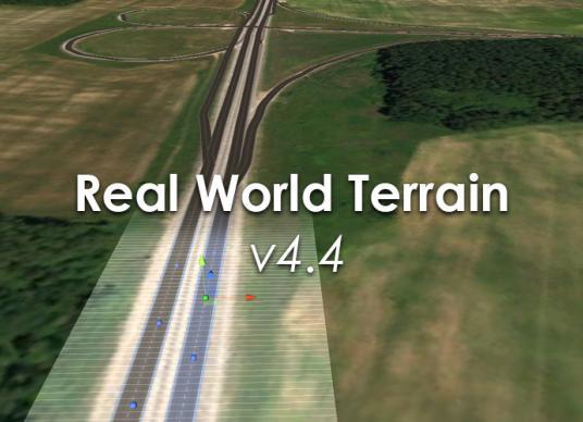 Real World Terrain v4.4