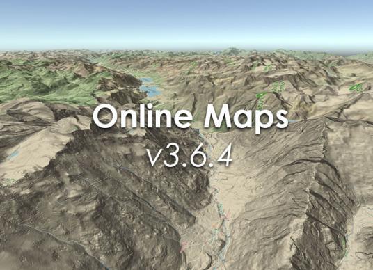Online Maps v3.6.4