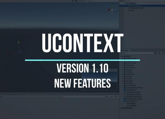 uContext v1.10 - New Features