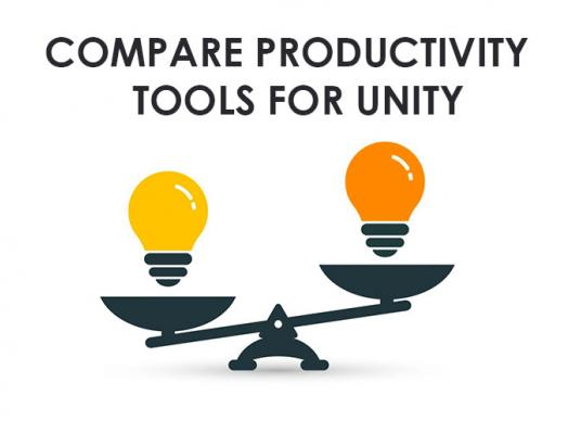 Compare Productivity Tools for Unity