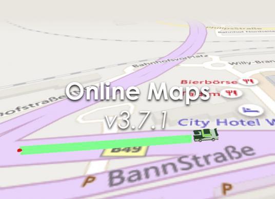 Online Maps v3.7.1