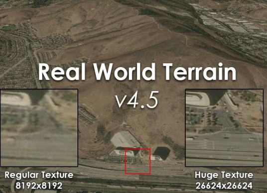 Real World Terrain v4.5
