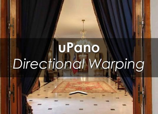 uPano - Directional Warping