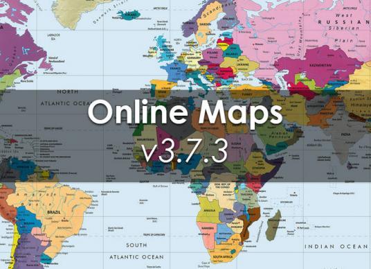 Online Maps v3.7.3