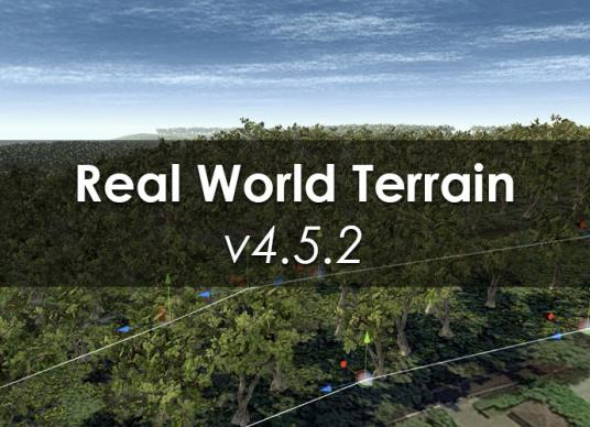 Real World Terrain v4.5.2