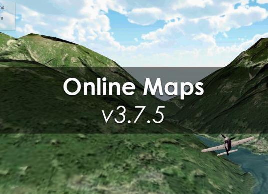 Online Maps v3.7.5