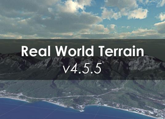 Real World Terrain v4.5.5