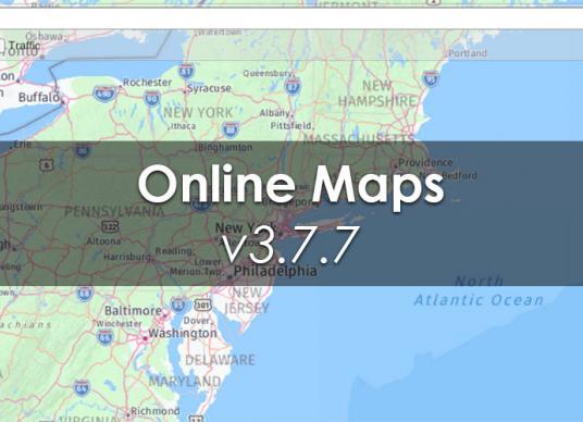 Online Maps v3.7.7