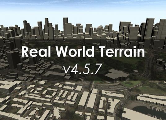 Real World Terrain v4.5.7