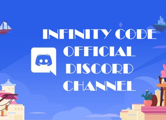 Infinity Code Discord Channel
