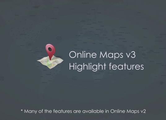 Online Maps | Infinity Code