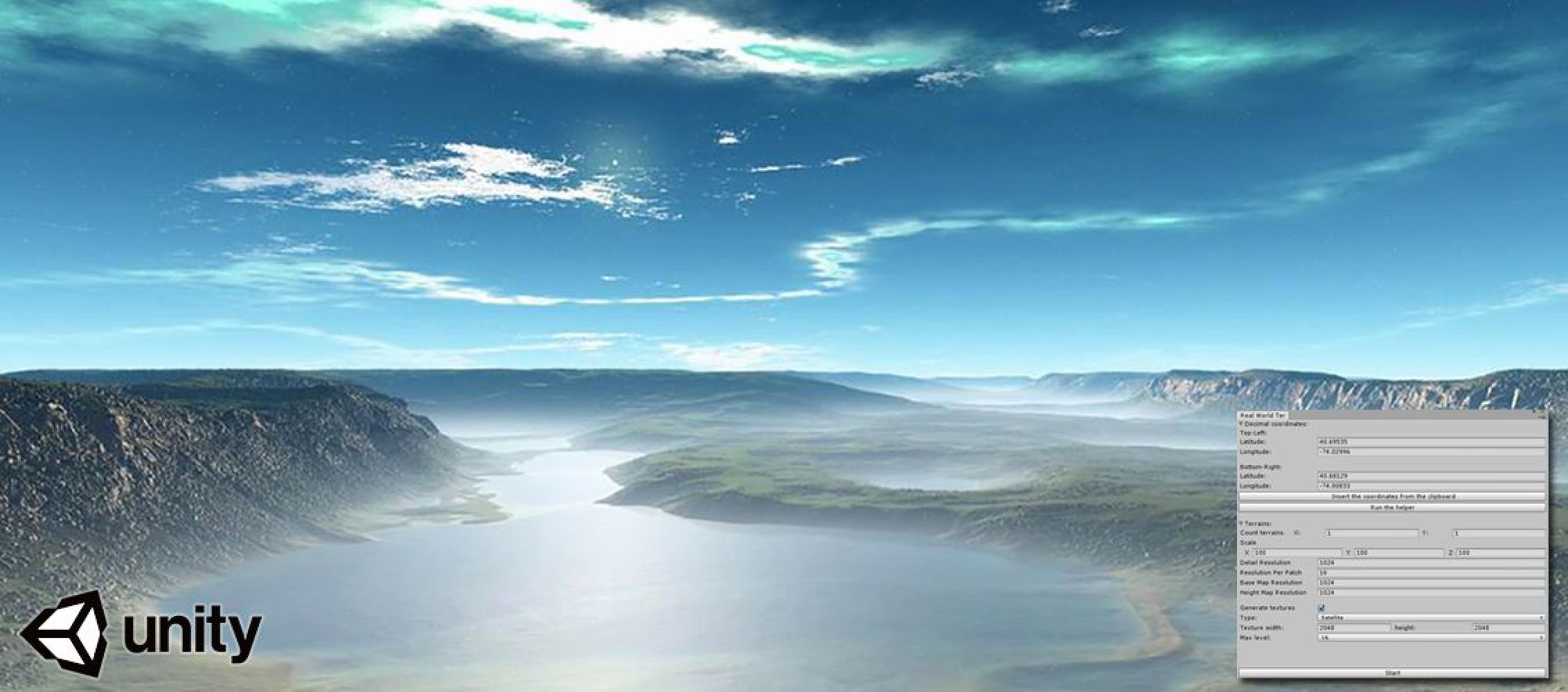 Real World Terrain | Infinity Code