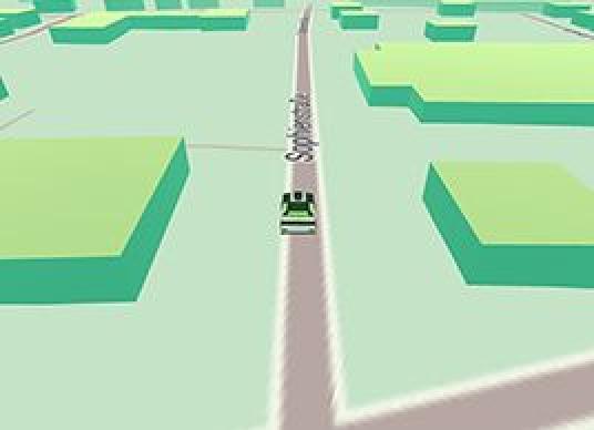 Online Maps - Pokemon Driving