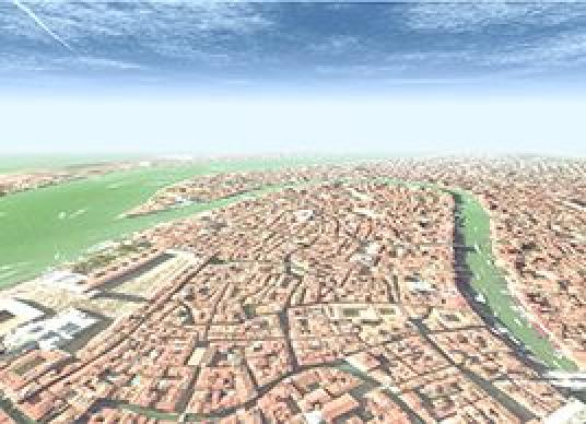 Real World Terrain - Venice