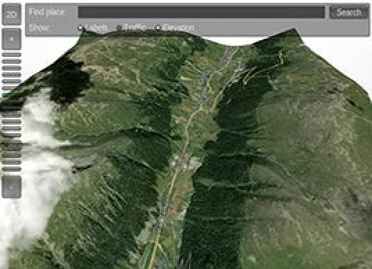 Online Maps - Demo