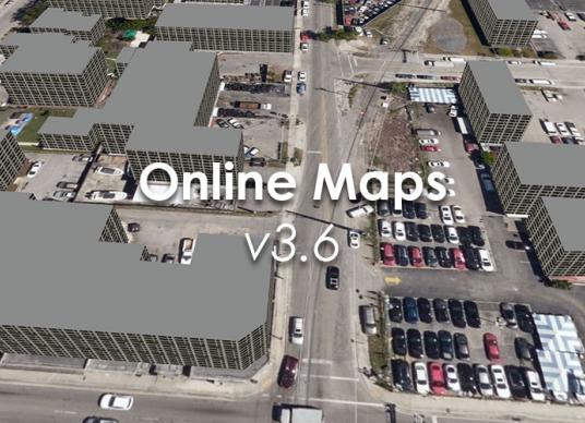 Online Maps v3.6