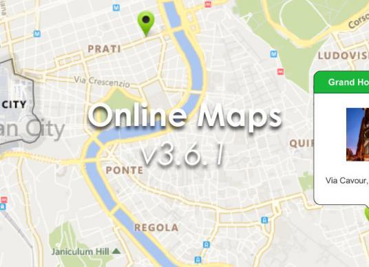 Online Maps v3.6.1