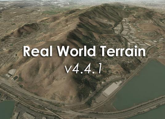 Real World Terrain v4.4.1