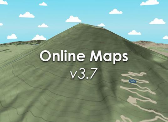 Online Maps v3.7