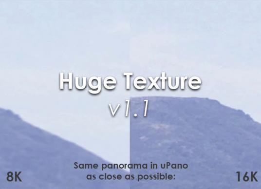 Huge Texture v1.1