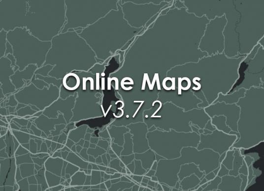 Online Maps v3.7.2