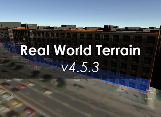 Real World Terrain v4.5.3