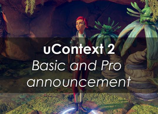 uContext 2 Basic and Pro