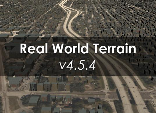 Real World Terrain v4.5.4