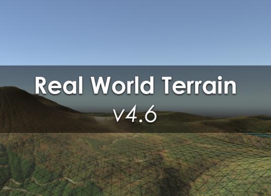 Real World Terrain v4.6