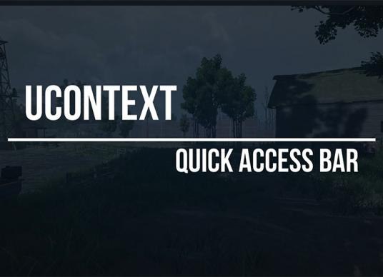 uContext - Quick Access Bar