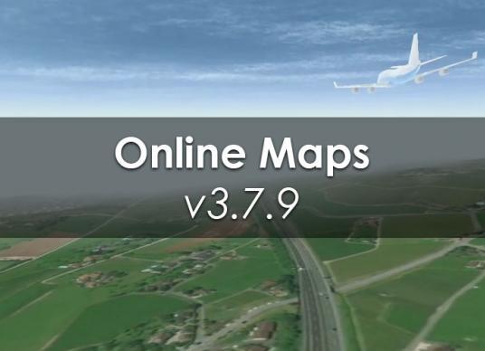 Online Maps v3.7.9