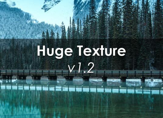 Huge Texture v1.2