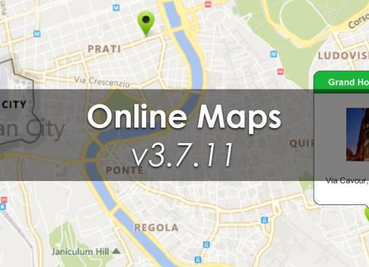 Online Maps v3.7.11