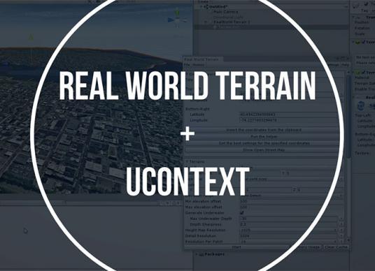 Real World Terrain + uContext
