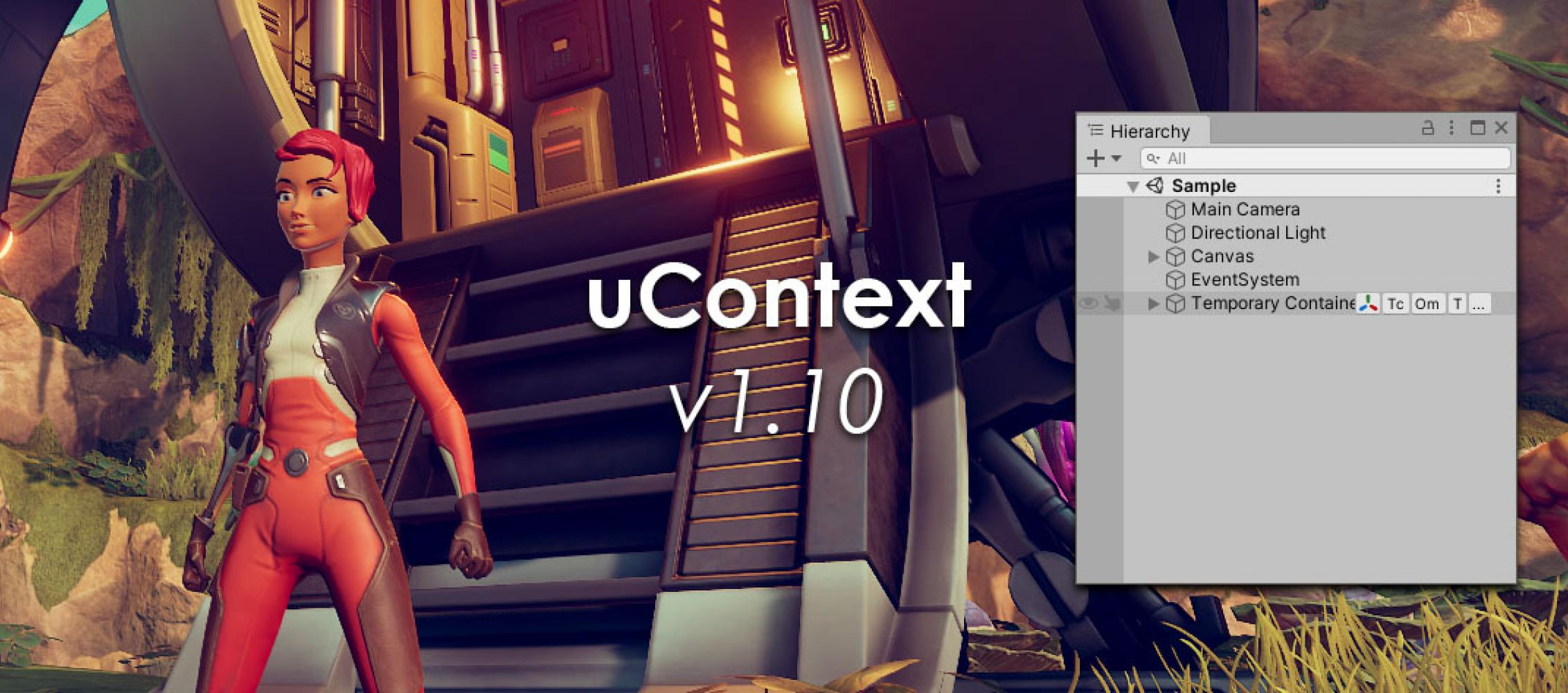 uContext v1.10